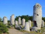 Вбитые камни в Болгарии